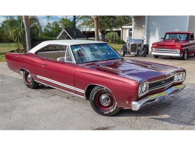 Picture of 1968 Plymouth GTX - $39,950.00 Offered by  - OXSR