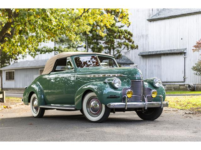 Picture of Classic 1940 Chevrolet Deluxe - OXSS