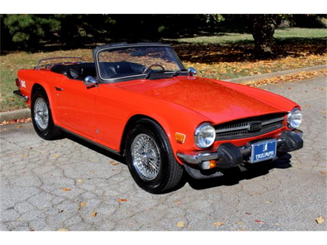 Picture of 1975 Triumph TR6 located in Georgia Offered by  - OXT5