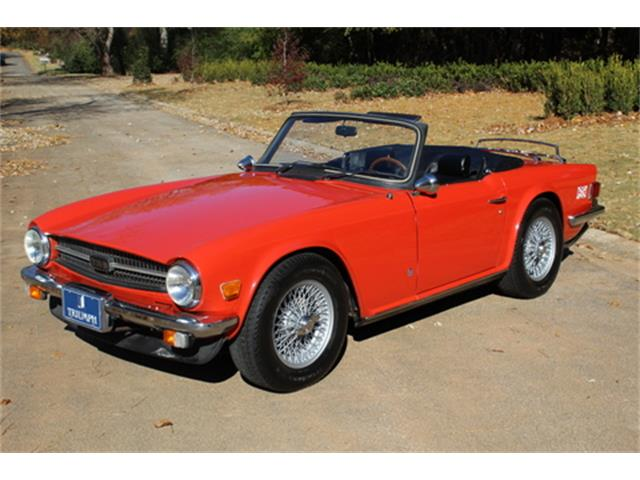 Picture of 1975 TR6 - OXT5