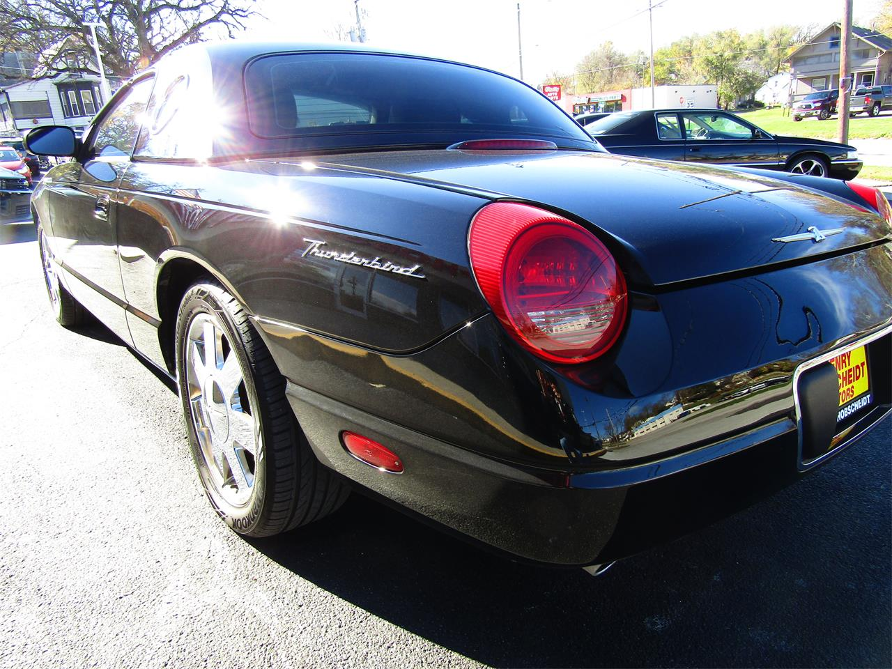 Large Picture of '02 Ford Thunderbird located in Plattsmouth Nebraska - $16,900.00 - OXTR