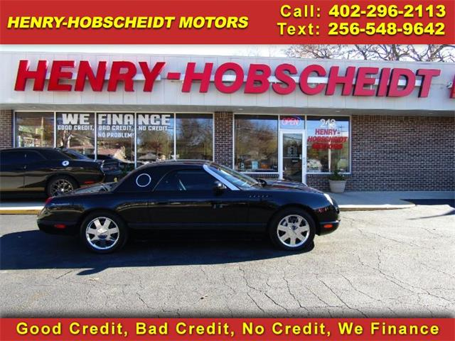 Picture of 2002 Thunderbird - $16,900.00 Offered by  - OXTR
