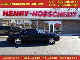Picture of '02 Thunderbird Offered by Henry-Hobsheidt Motors - OXTR