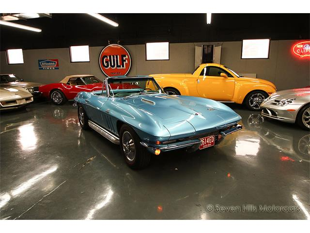Picture of '66 Corvette - OXTX