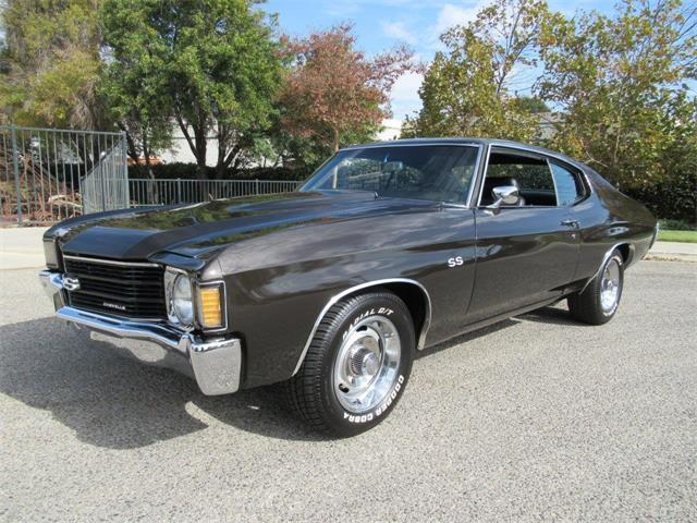Picture of '72 Chevelle - OXTZ