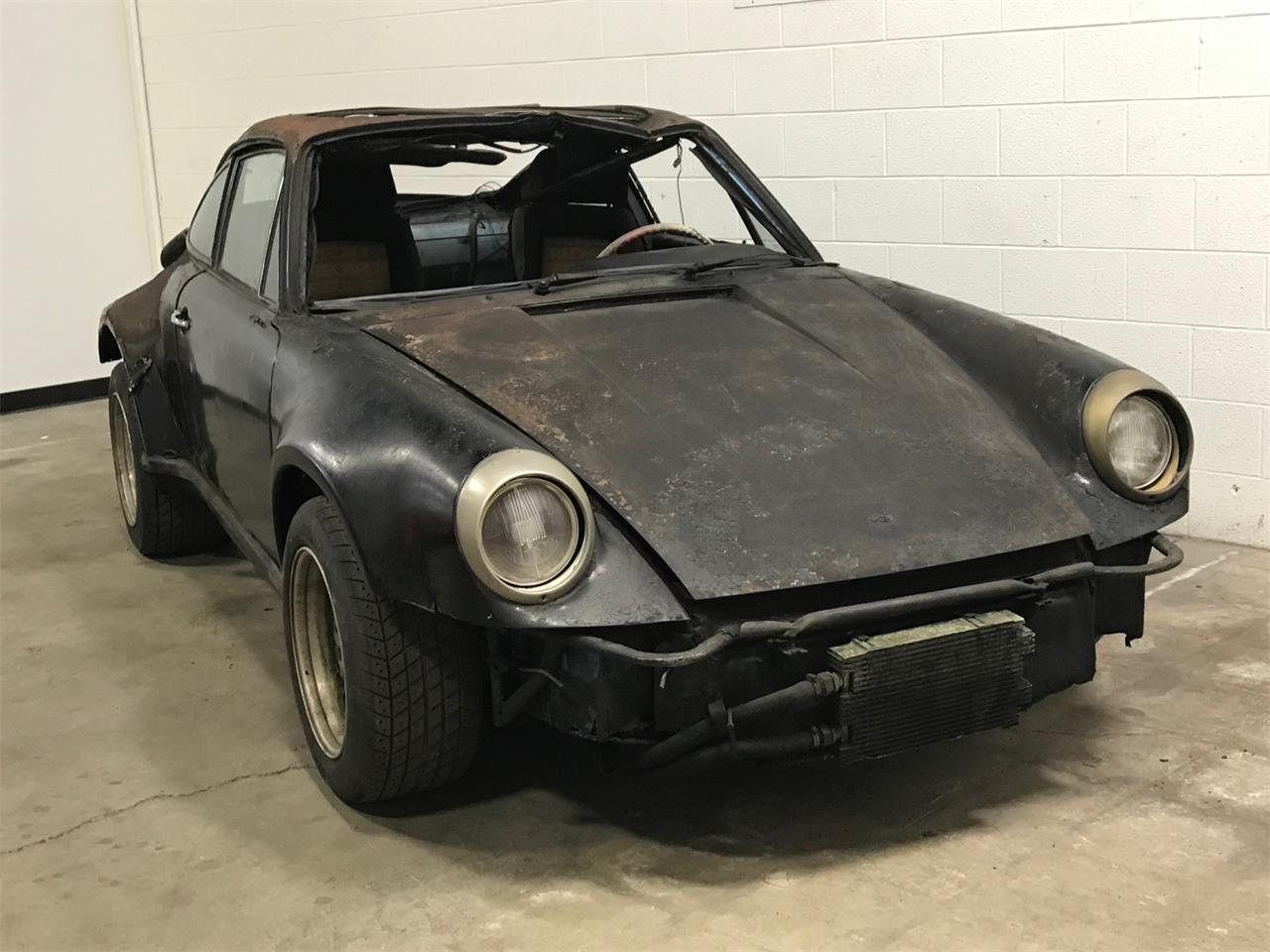Large Picture of '73 Porsche 911S located in Cleveland Ohio Auction Vehicle - OXU1