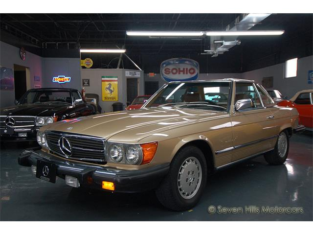 Picture of '82 380SL - OXU5