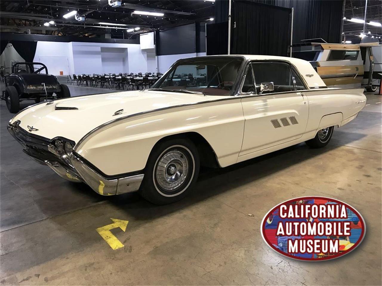 Future Ford Sacramento >> 1963 Ford Thunderbird for Sale | ClassicCars.com | CC-1163612