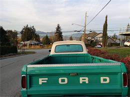 Picture of Classic 1964 Ford F100 located in British Columbia - $18,000.00 - OXUM