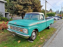 Picture of '64 F100 located in Surrey British Columbia - OXUM