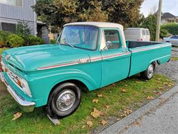 Picture of '64 Ford F100 located in Surrey British Columbia Offered by a Private Seller - OXUM