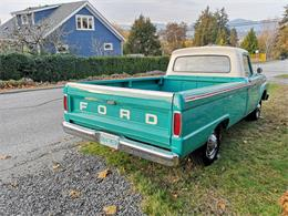 Picture of 1964 F100 located in Surrey British Columbia Offered by a Private Seller - OXUM