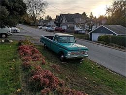 Picture of '64 Ford F100 located in British Columbia - $18,000.00 - OXUM