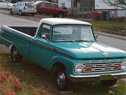 Picture of '64 Ford F100 located in British Columbia Offered by a Private Seller - OXUM