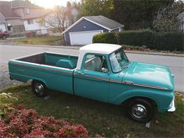 Picture of Classic 1964 F100 located in British Columbia Offered by a Private Seller - OXUM