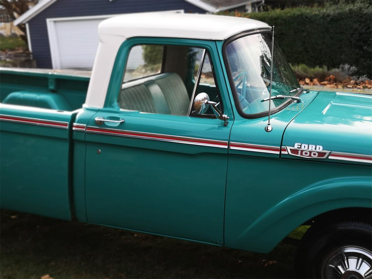 Large Picture of '64 F100 - OXUM