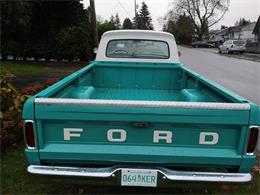 Picture of Classic 1964 F100 located in Surrey British Columbia - $18,000.00 Offered by a Private Seller - OXUM