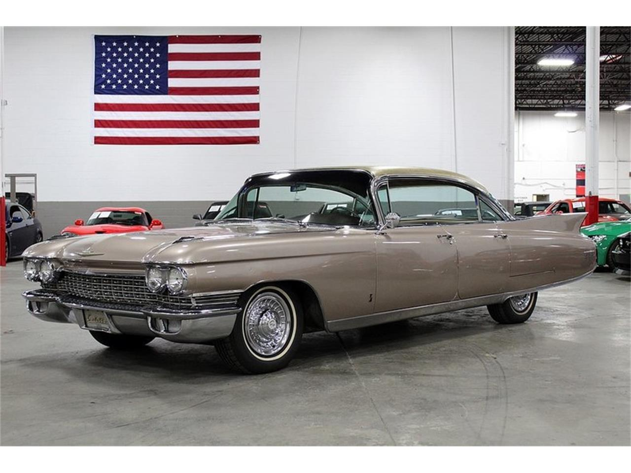 For Sale: 1960 Cadillac Fleetwood in Kentwood, Michigan