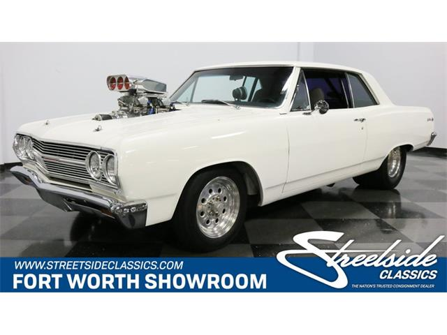 Picture of Classic 1965 Chevrolet Malibu located in Ft Worth Texas - $36,995.00 - OXV3