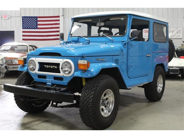 Picture of '76 Toyota Land Cruiser FJ located in Michigan Offered by  - OXV7