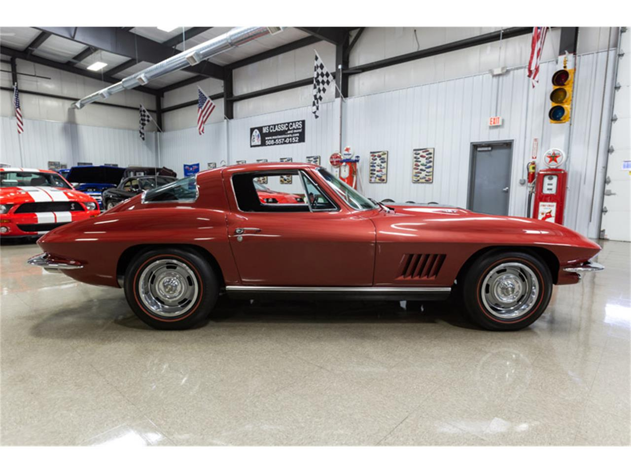 Large Picture of '67 Corvette - OVCC