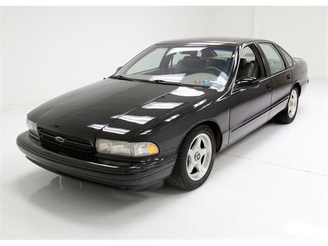 Picture of '96 Impala - OXVV