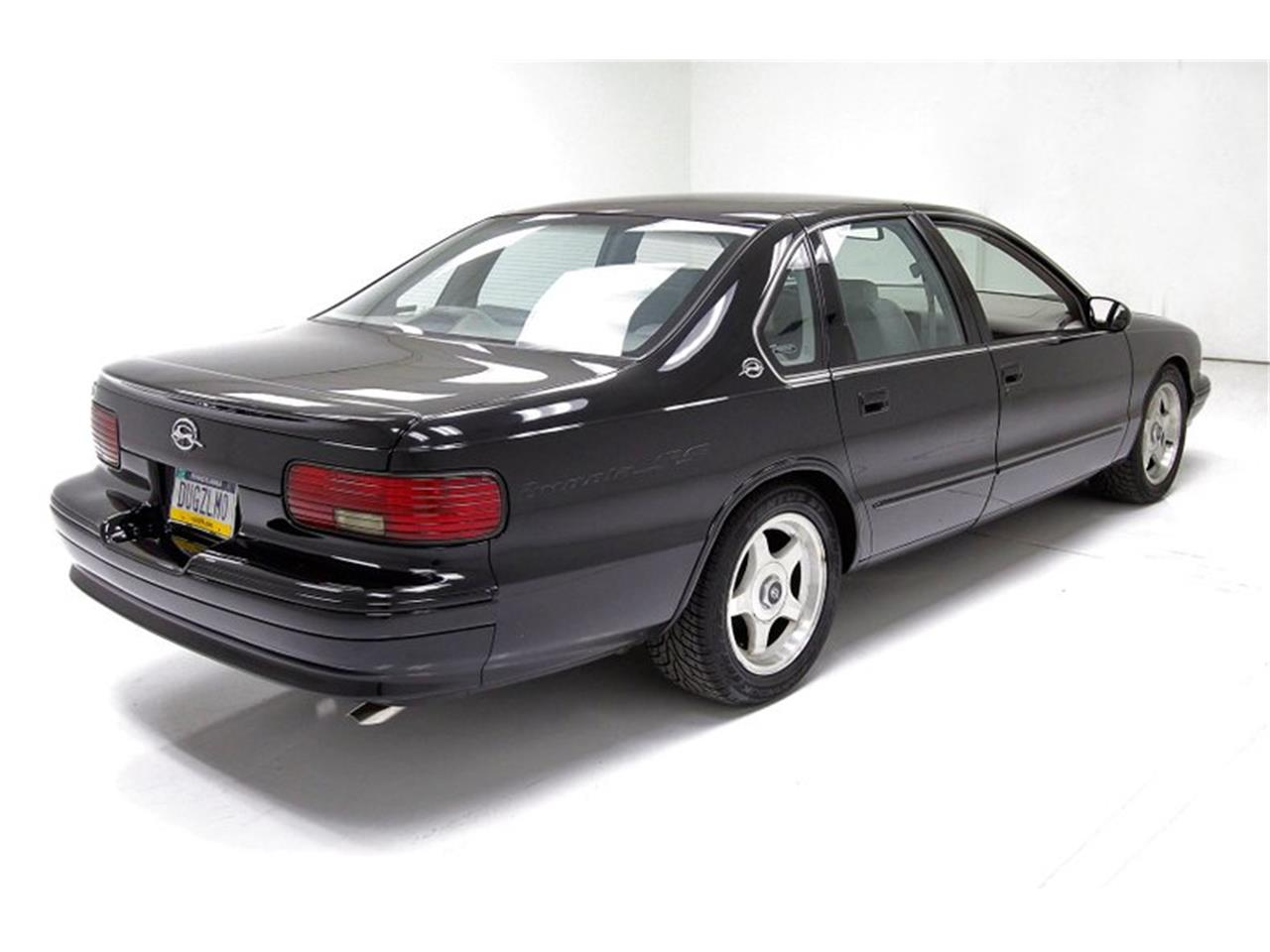 Large Picture of '96 Impala - OXVV