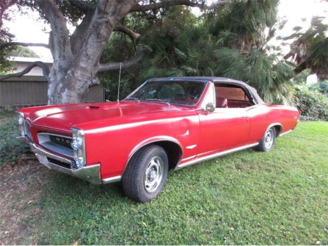 Picture of '66 GTO - OXW1