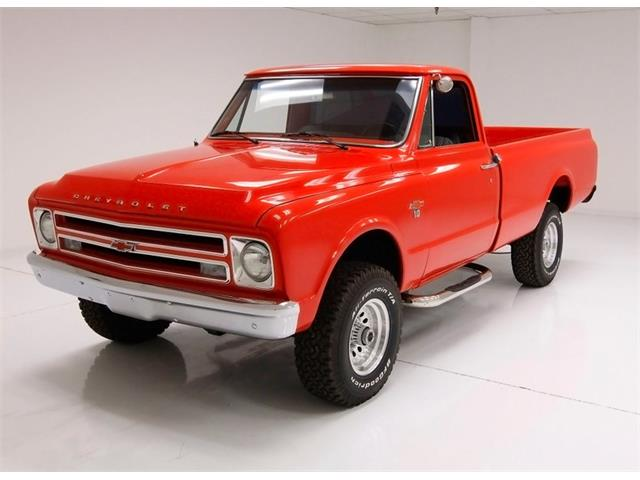 Picture of 1967 Chevrolet K-10 - OXW2
