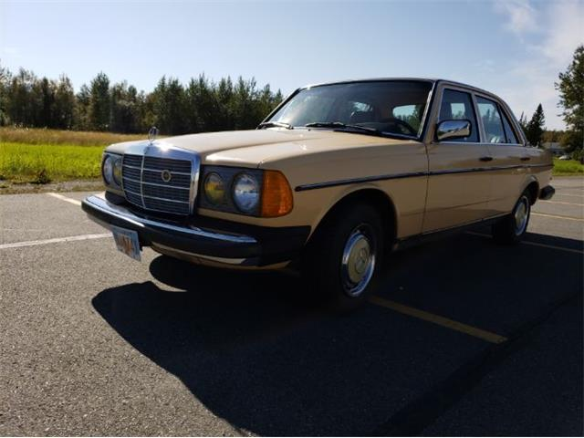 Picture of '83 240D - OXW3