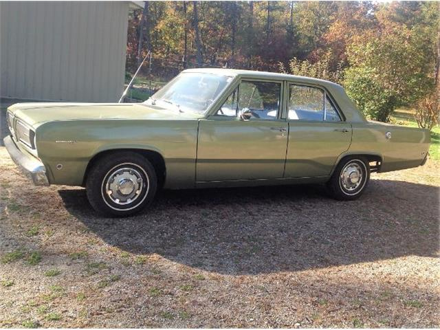 Picture of Classic '68 Plymouth Valiant located in Michigan - $9,995.00 Offered by  - OXWC
