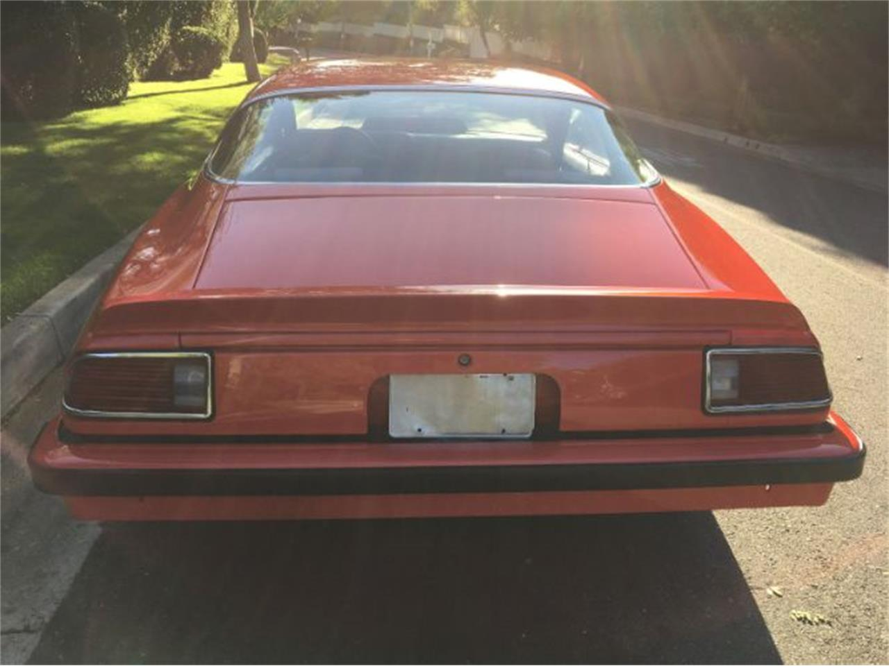 Large Picture of '75 Camaro - OXWH