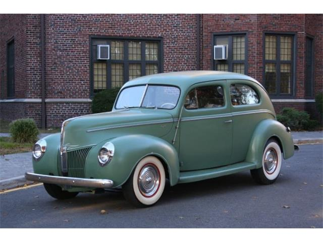 Picture of Classic 1940 Sedan Offered by  - OXX4