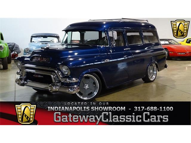 Picture of '55 Suburban - OXXT