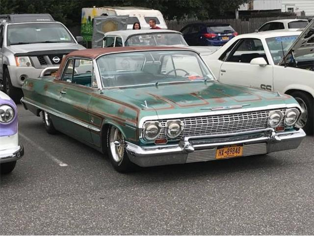 1963 Chevrolet Impala for Sale on ClassicCars.com