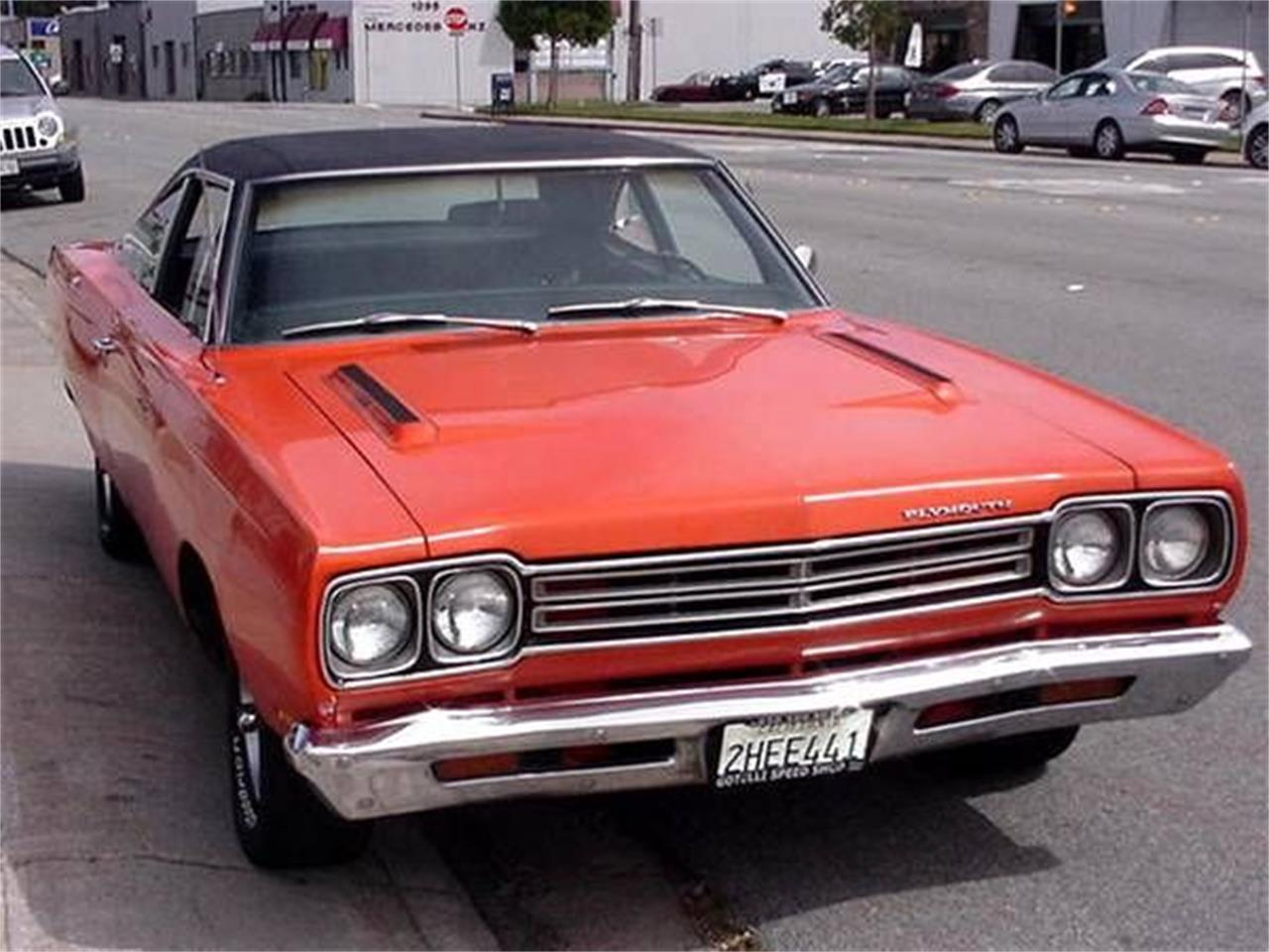 Large Picture of '69 Road Runner - OXY9