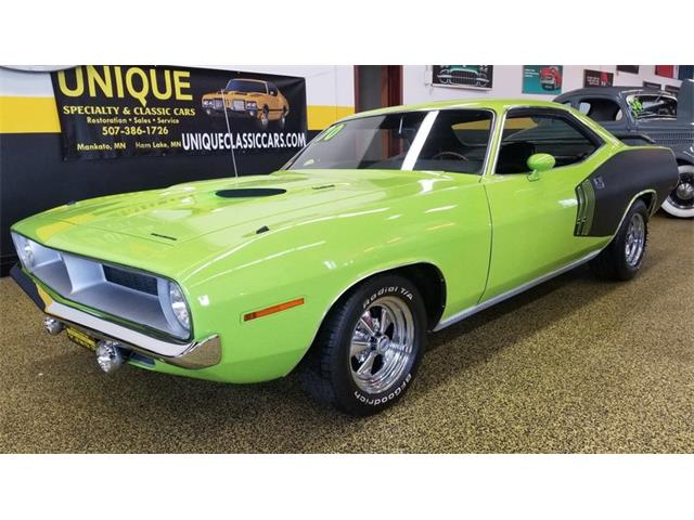 Picture of '70 Barracuda - OXYM
