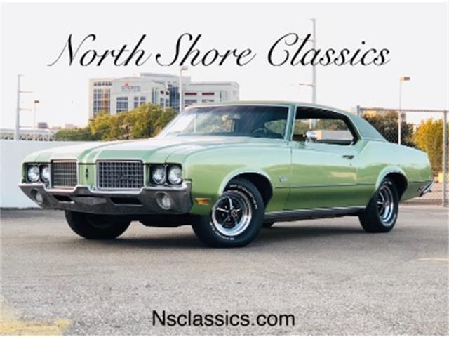 Picture of '72 Oldsmobile Cutlass located in Illinois Offered by  - OXYO