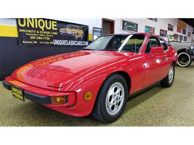 Picture of 1987 Porsche 924 Offered by  - OXYR
