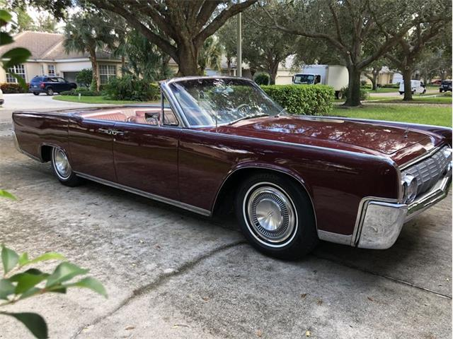Picture of '64 Continental - OXYV