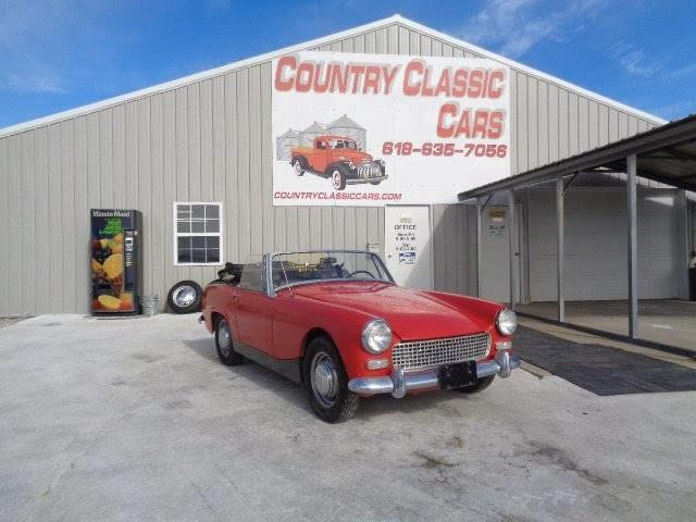 Picture of Classic '67 Sprite Mark III located in Illinois Offered by  - OXZ7
