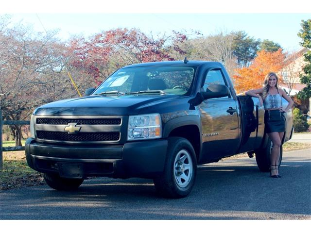 Picture of 2008 Silverado Offered by  - OXZA