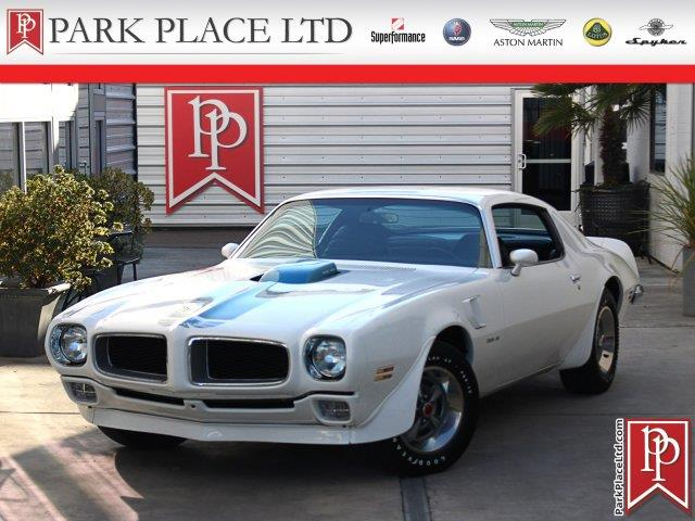 Picture of '72 Firebird - OXZL