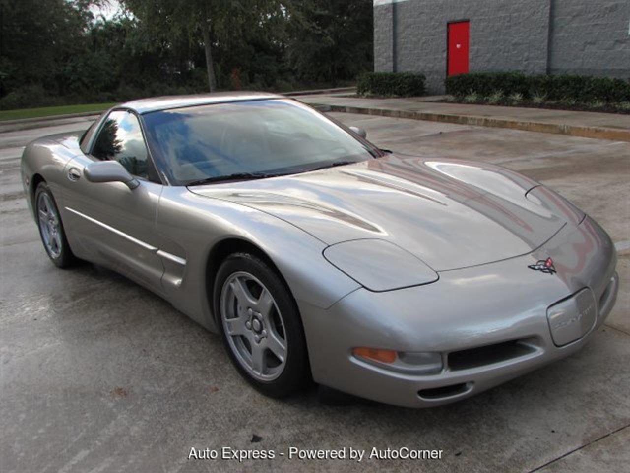 1999 Corvette For Sale >> For Sale 1999 Chevrolet Corvette In Orlando Florida