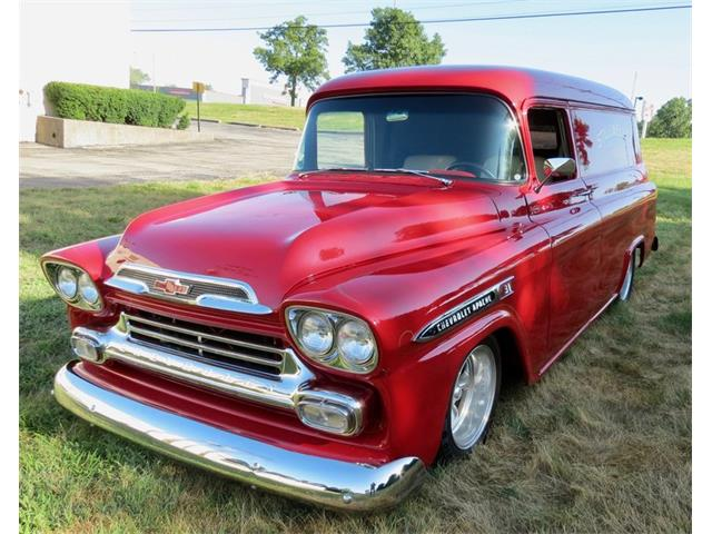 Picture of Classic '59 Chevrolet Apache located in Ohio Offered by  - OXZZ
