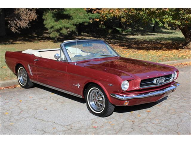 Picture of '65 Mustang - OVCT