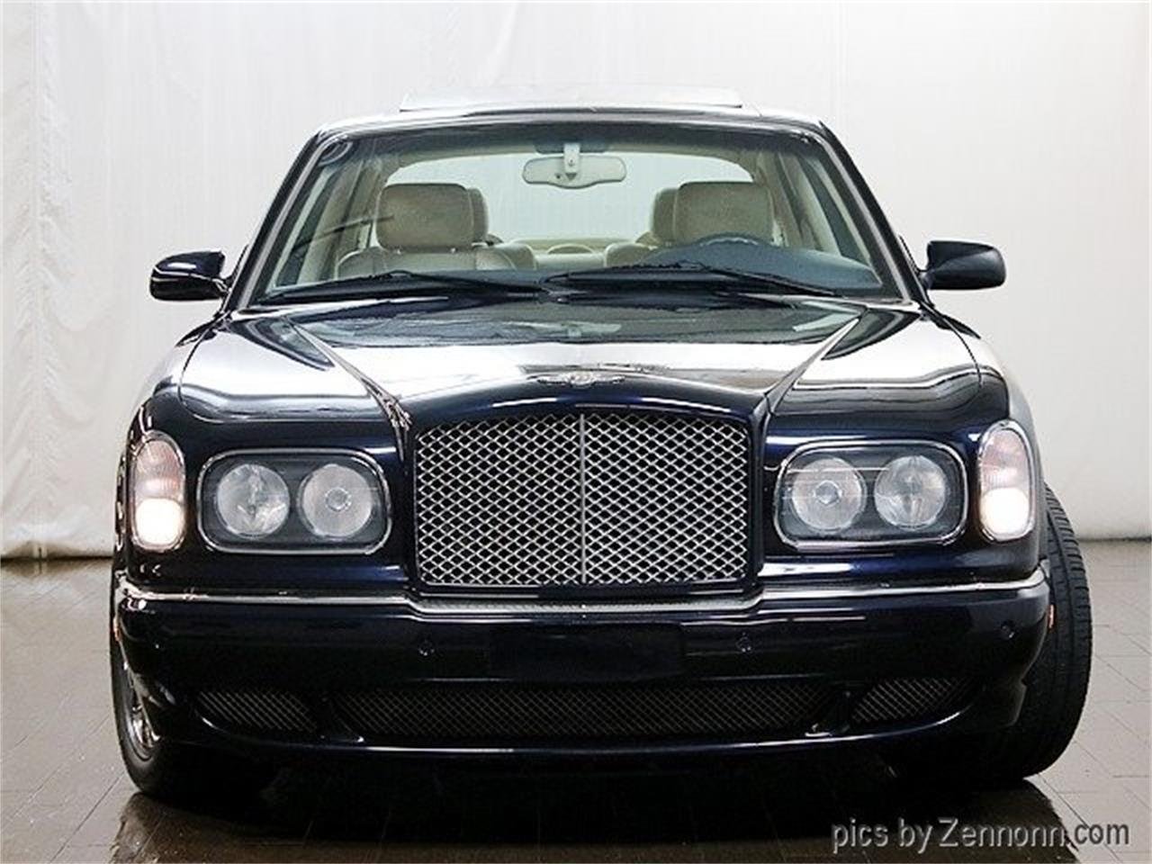 Large Picture of 2004 Bentley Arnage - OY0M