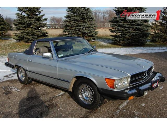 Picture of '82 380SL - OY0O