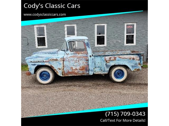 Picture of '59 3100 located in Stanley Wisconsin - $14,900.00 - OY0Q