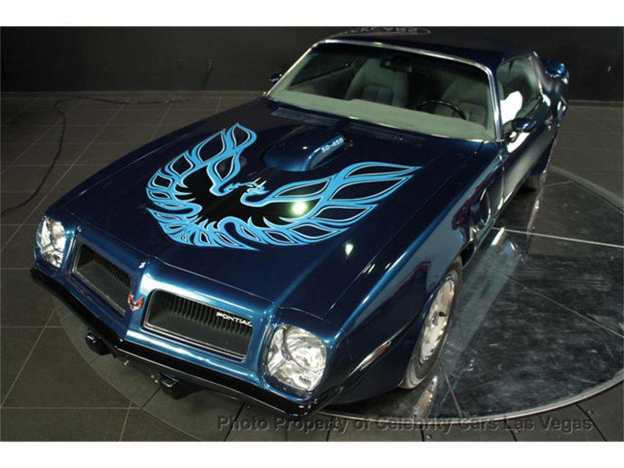 Large Picture of '74 Firebird Trans Am - OY14